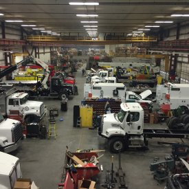 Custom Trucking & Equipment, Kansas City, MO