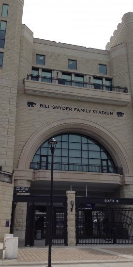KSU Bill Snyder Family Stadium, Manhattan, KS