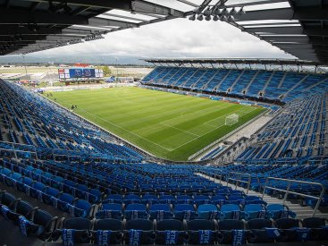 Avaya Stadium (Earthquakes), San Jose, CA