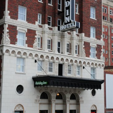 The Aladdin Hotel, Kansas City, MO